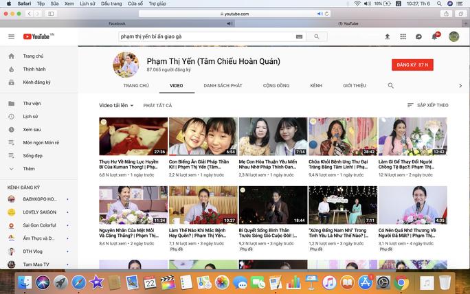 Vụ chùa Ba Vàng: Cộng đồng mạng kêu gọi Youtube khóa kênh Phạm Thị Yến - Ảnh 1.