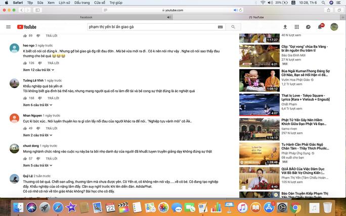 Vụ chùa Ba Vàng: Cộng đồng mạng kêu gọi Youtube khóa kênh Phạm Thị Yến - Ảnh 3.