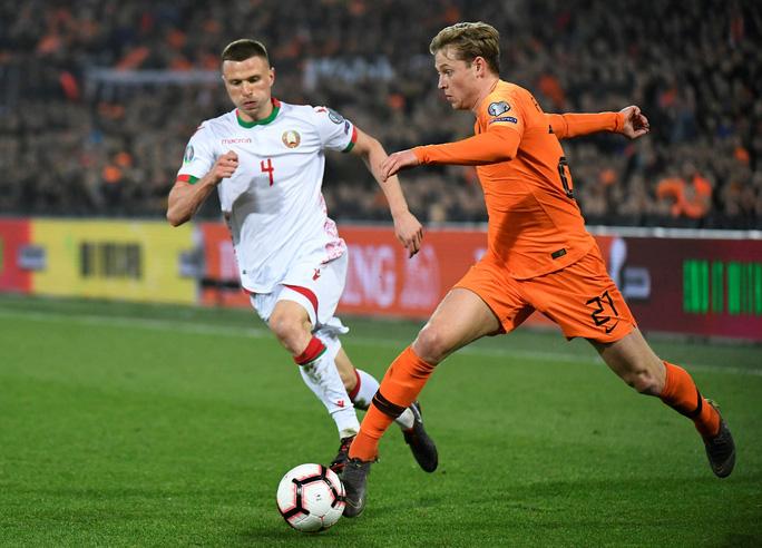 Cố nhân Man United tỏa sáng, Hà Lan thắng tưng bừng vòng loại EURO - Ảnh 6.