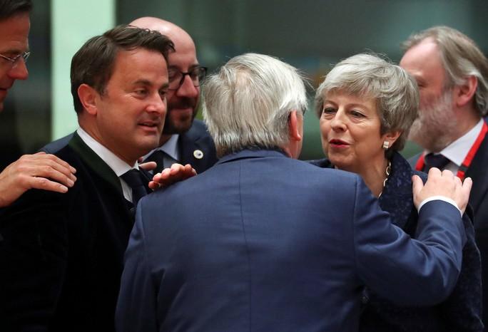 EU cho Anh 2 lựa chọn về Brexit - Ảnh 1.