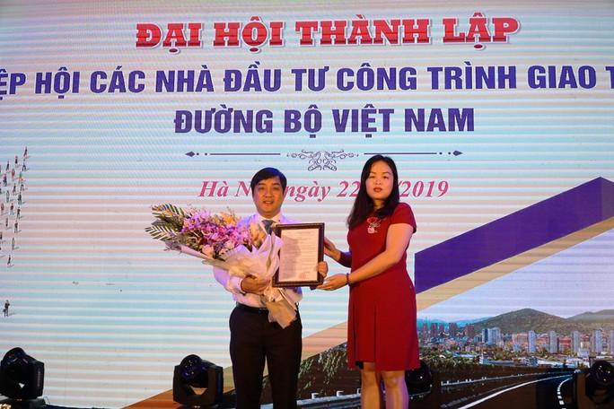 Thành lập Hiệp hội các nhà đầu tư công trình giao thông đường bộ Việt Nam - Ảnh 3.