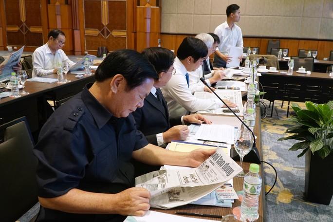 Thành lập Hiệp hội các nhà đầu tư công trình giao thông đường bộ Việt Nam - Ảnh 6.