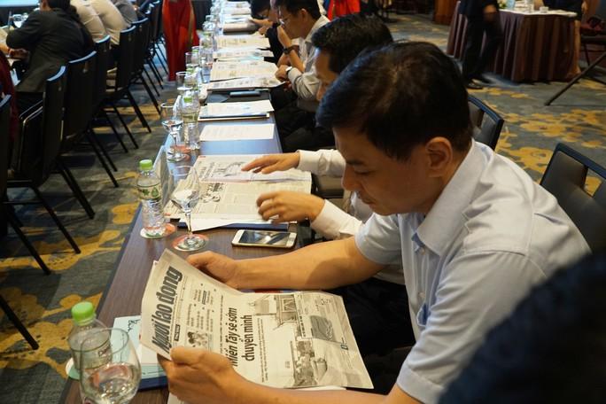 Thành lập Hiệp hội các nhà đầu tư công trình giao thông đường bộ Việt Nam - Ảnh 8.