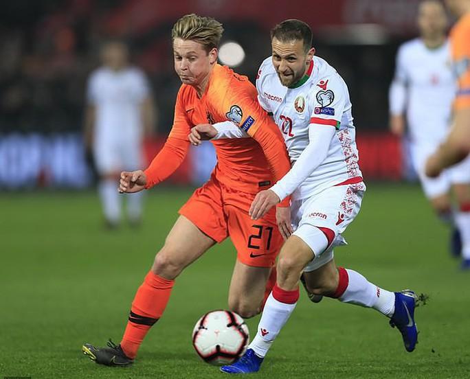Cố nhân Man United tỏa sáng, Hà Lan thắng tưng bừng vòng loại EURO - Ảnh 2.