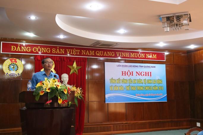 Quảng Nam: Khen thưởng cho các tập thể, cá nhân đạt thành tích phong trào Xanh – Sạch – Đẹp - Ảnh 2.