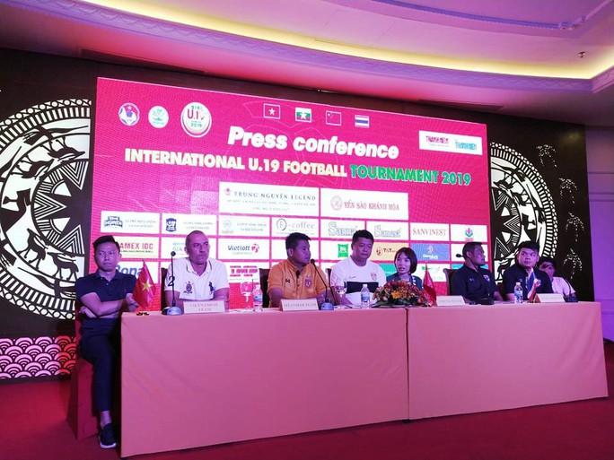 Mở cửa miễn phí tại giải bóng đá U19 Quốc tế tổ chức ở Nha Trang - Ảnh 1.