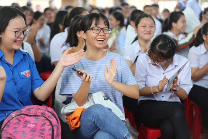 Sáng mai 23-3, Đưa trường học đến thí sinh 2019 tại TP HCM - Ảnh 2.