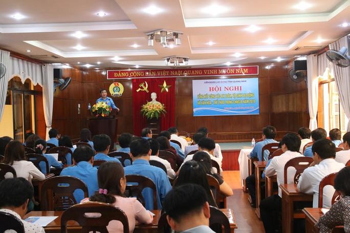 Quảng Nam: Khen thưởng cho các tập thể, cá nhân đạt thành tích phong trào Xanh – Sạch – Đẹp - Ảnh 1.
