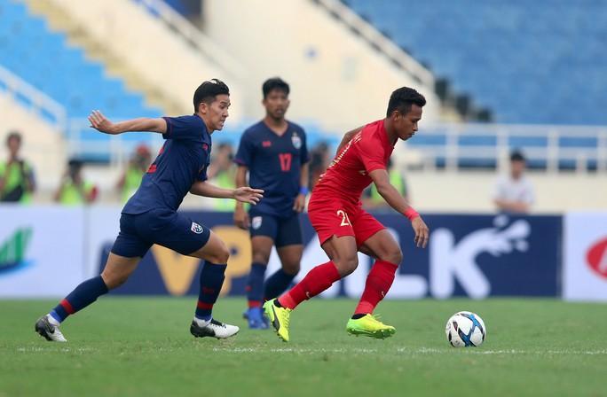 Thái Lan phô trương sức mạnh của đội chủ nhà U23 châu Á 2020 - Ảnh 1.