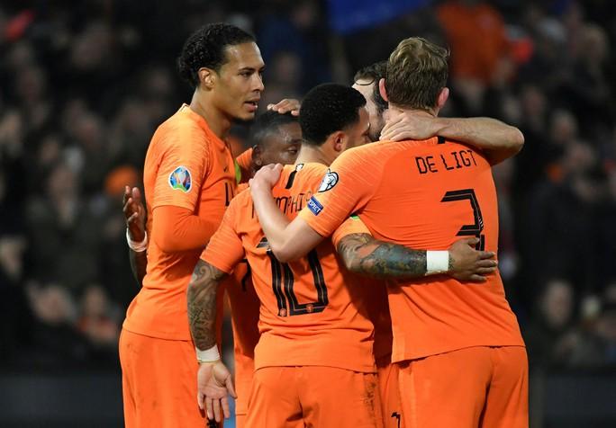 Cố nhân Man United tỏa sáng, Hà Lan thắng tưng bừng vòng loại EURO - Ảnh 5.