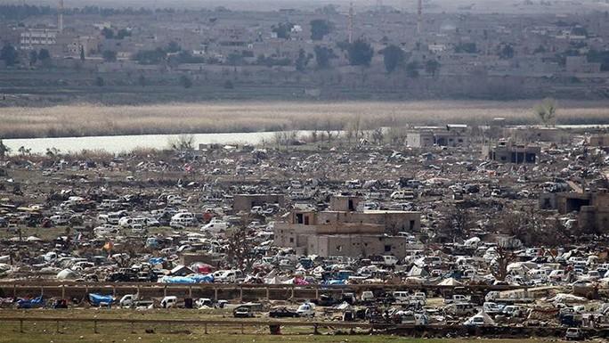 IS không còn mảnh đất cắm dùi ở Syria - Ảnh 1.