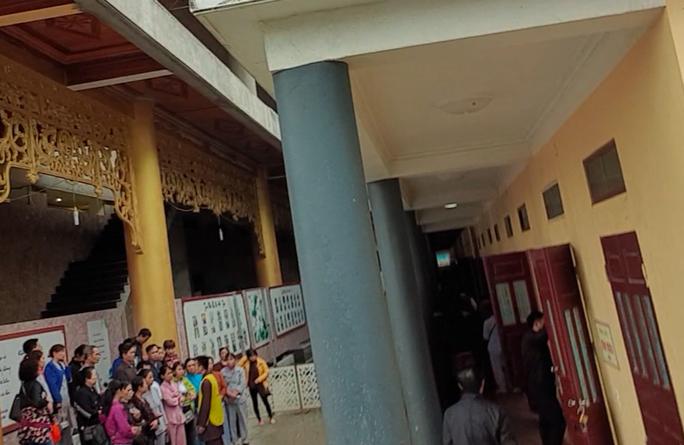 Cận cảnh nơi thỉnh vong, giải nghiệp tại chùa Ba Vàng - Ảnh 5.