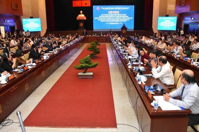 TP HCM kêu gọi doanh nghiệp FDI tham gia vào các dự án lớn - Ảnh 2.