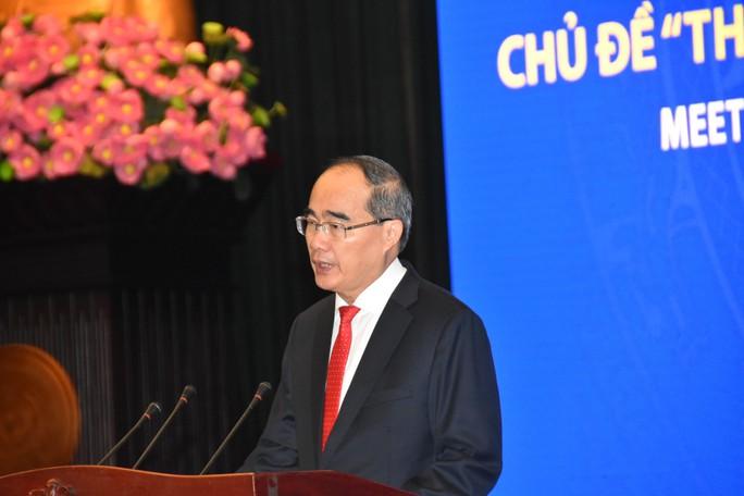 TP HCM kêu gọi doanh nghiệp FDI tham gia vào các dự án lớn - Ảnh 1.