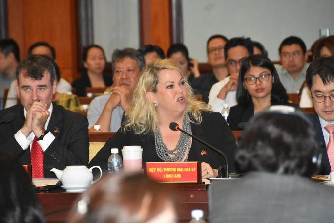 TP HCM kêu gọi doanh nghiệp FDI tham gia vào các dự án lớn - Ảnh 4.
