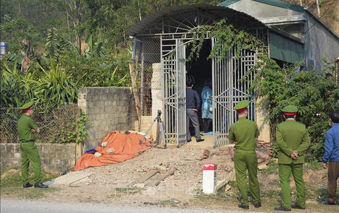 Vụ nữ sinh viên giao gà bị sát hại ở Điện Biên: Khám nghiệm lại nhà kẻ chủ mưu - Ảnh 1.