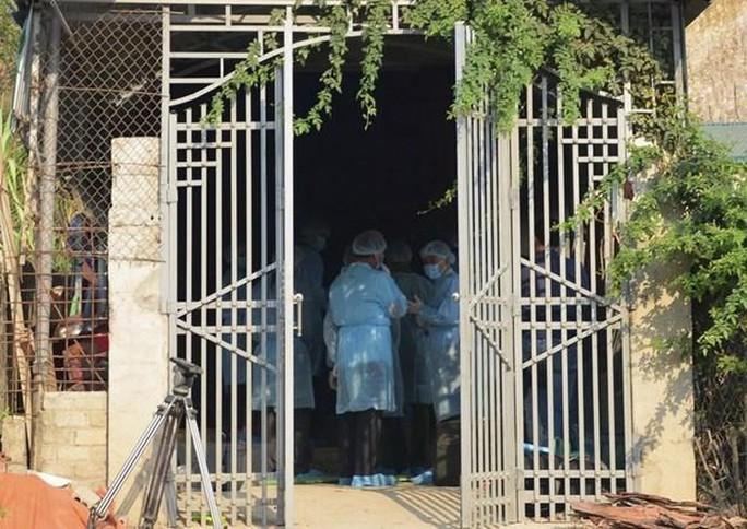 Vụ nữ sinh viên giao gà bị sát hại ở Điện Biên: Khám nghiệm lại nhà kẻ chủ mưu - Ảnh 2.