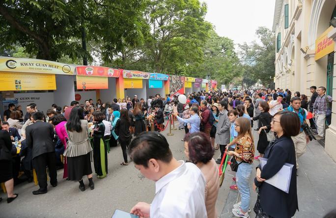 Rực rỡ Lễ hội Singapore 2019 tại phố đi bộ hồ Hoàn Kiếm - Ảnh 15.