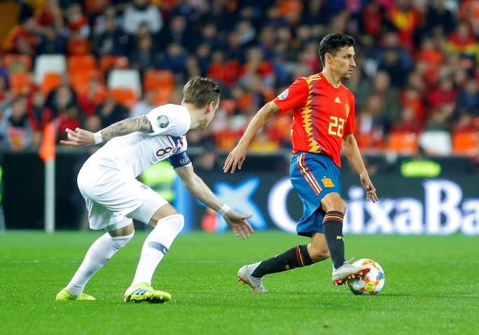 Morata thiếu duyên ghi bàn, Tây Ban Nha suýt trắng tay trước Na Uy - Ảnh 5.