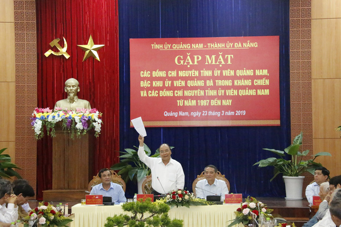 Nguyên bí thư huyện phản ánh chuyện mất thuế, ô nhiễm tại mỏ vàng với Thủ tướng - Ảnh 1.