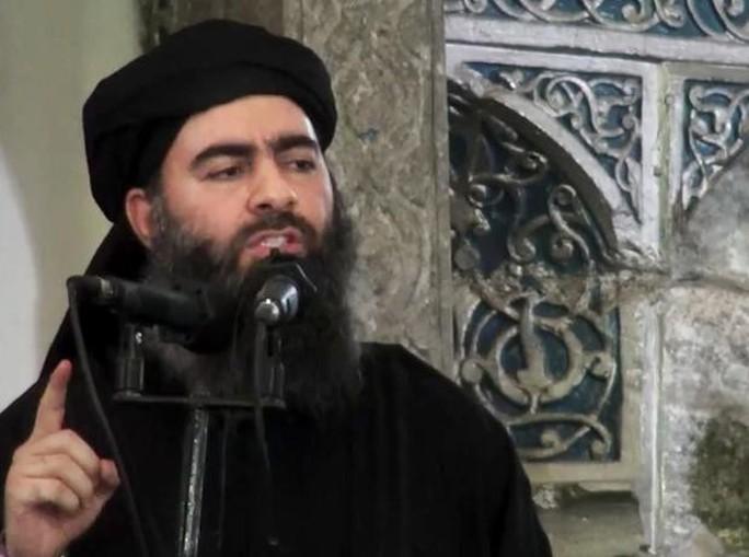 Bí ẩn tung tích thủ lĩnh IS - Ảnh 1.
