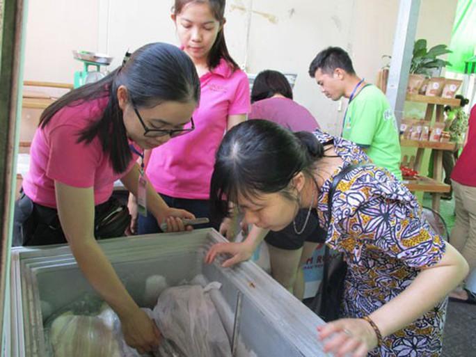 Thủy sản sinh thái, hữu cơ cho người Việt - Ảnh 1.