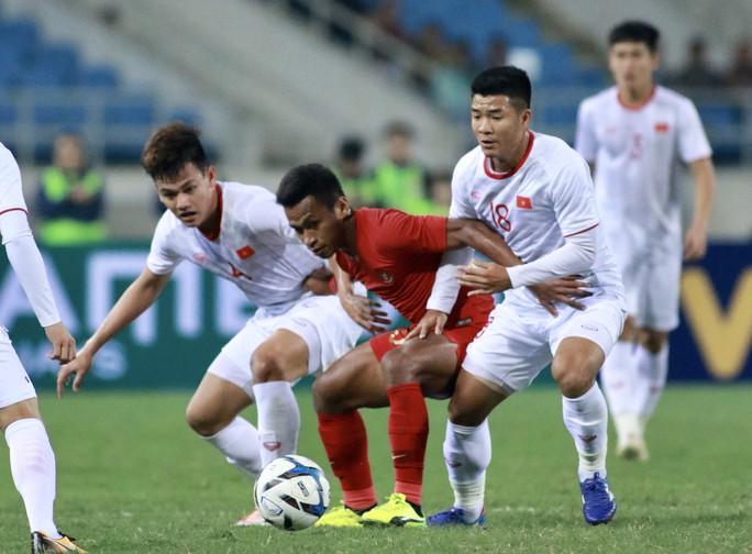 HLV Park Hang-seo nói gì sau chiến thắng hú vía trước Indonesia? - Ảnh 2.