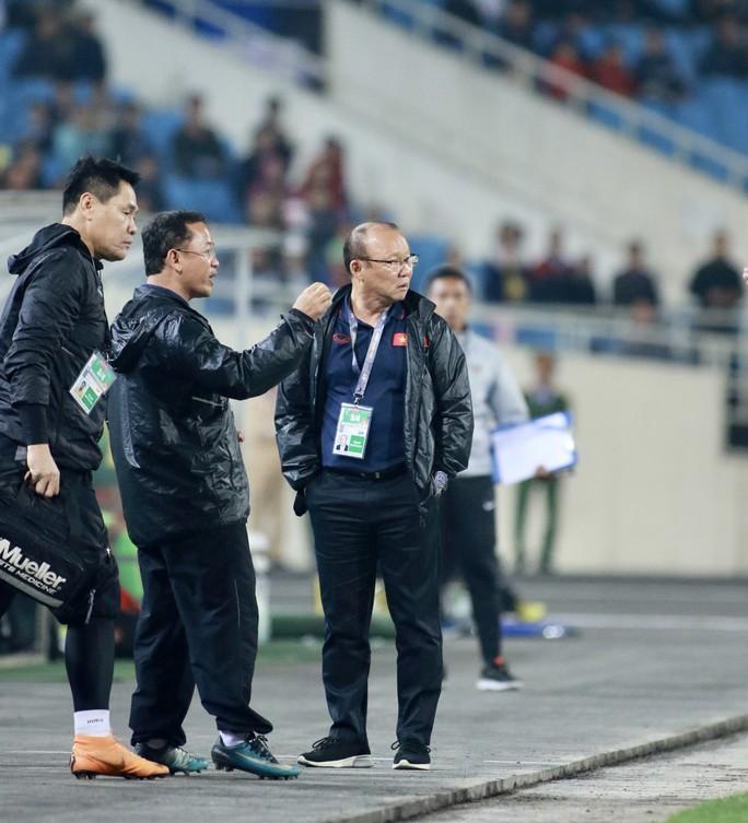 HLV Park Hang-seo nói gì sau chiến thắng hú vía trước Indonesia? - Ảnh 1.
