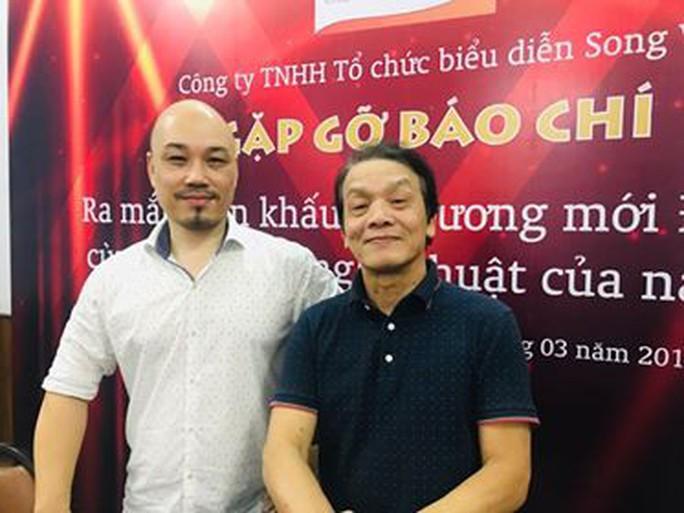 """Ra mắt """"Sân khấu cải lương mới Đại Việt"""" - Ảnh 3."""