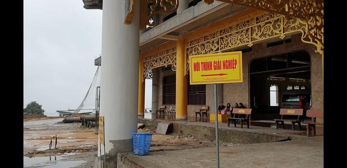 Phớt lờ yêu cầu của chính quyền, chùa Ba Vàng vẫn thỉnh oan gia trái chủ? - Ảnh 2.