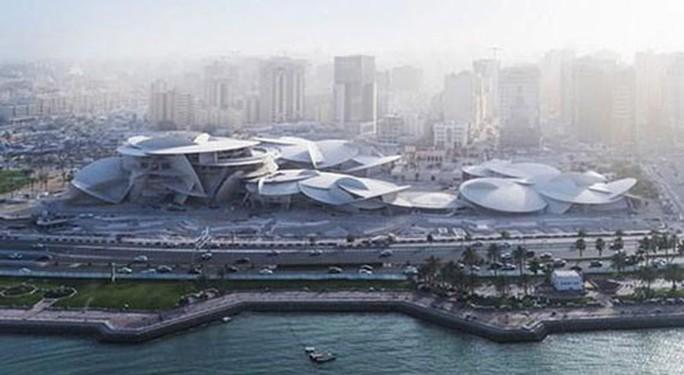 Bảo tàng hoa hồng sắp ra mắt công chúng sau 1 thập kỷ xây dựng - Ảnh 1.
