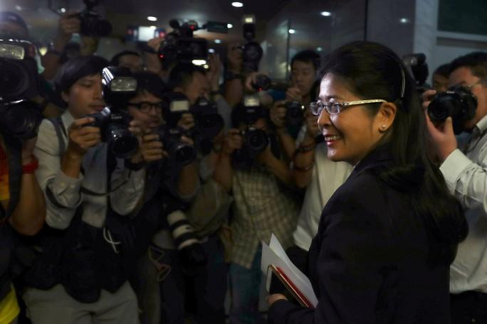 Bầu cử Thái Lan bắt đầu căng - Ảnh 1.