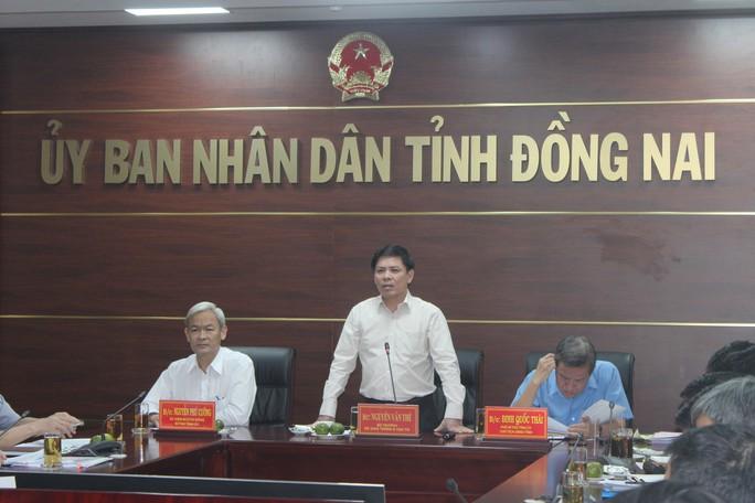 Đồng Nai đề nghị sớm rà phá bom mìn để xây sân bay Long Thành - Ảnh 1.