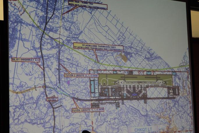 Đồng Nai đề nghị sớm rà phá bom mìn để xây sân bay Long Thành - Ảnh 2.