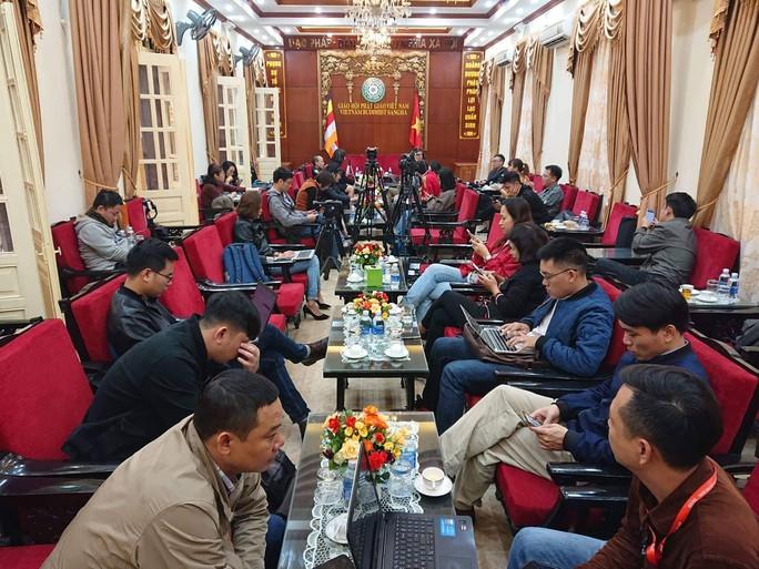 Thượng tọa Thích Thanh Quyết được giao giáo giới Đại đức Thích Trúc Thái Minh - Ảnh 3.