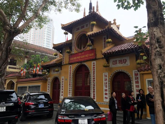 Thượng tọa Thích Thanh Quyết được giao giáo giới Đại đức Thích Trúc Thái Minh - Ảnh 2.