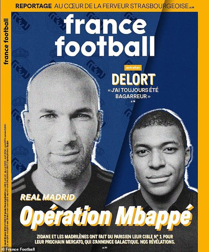 Real Madrid dùng 240 triệu bảng kích hoạt bom tấn Mbappe - Ảnh 2.