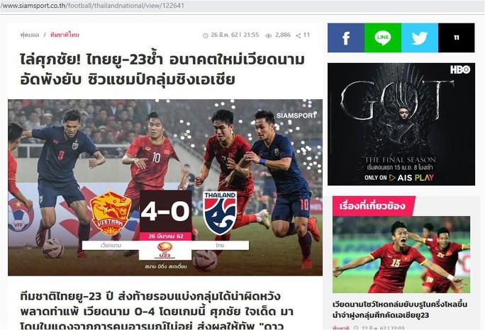 Thắng thuyết phục U23 Thái Lan, Việt Nam khiến châu Á ngưỡng mộ - Ảnh 2.