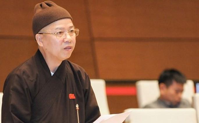 Thượng tọa Thích Thanh Quyết được giao giáo giới Đại đức Thích Trúc Thái Minh - Ảnh 5.