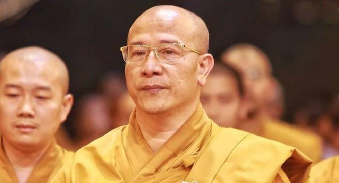 Thượng tọa Thích Thanh Quyết được giao giáo giới Đại đức Thích Trúc Thái Minh - Ảnh 6.