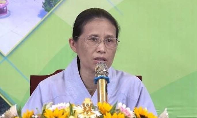 Vụ chùa Ba Vàng: Bà Phạm Thị Yến từng bị tố lộng ngôn xúc phạm về thờ Mẫu - Ảnh 2.