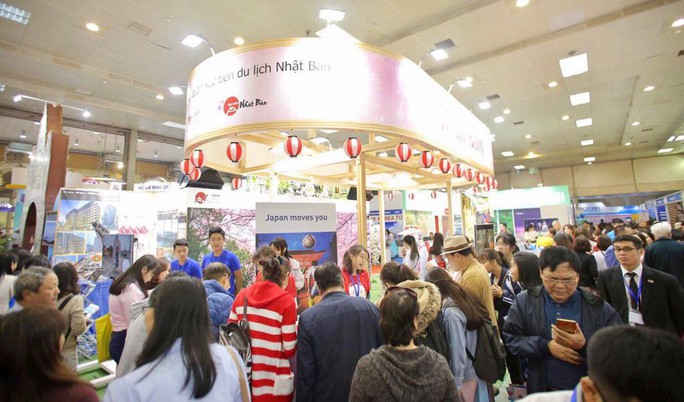 Phó Thủ tướng Vũ Đức Đam khai mạc Hội chợ Du lịch quốc tế VITM Hà Nội 2019 - Ảnh 10.