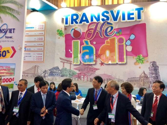 Phó Thủ tướng Vũ Đức Đam khai mạc Hội chợ Du lịch quốc tế VITM Hà Nội 2019 - Ảnh 3.