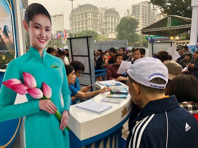 Phó Thủ tướng Vũ Đức Đam khai mạc Hội chợ Du lịch quốc tế VITM Hà Nội 2019 - Ảnh 9.