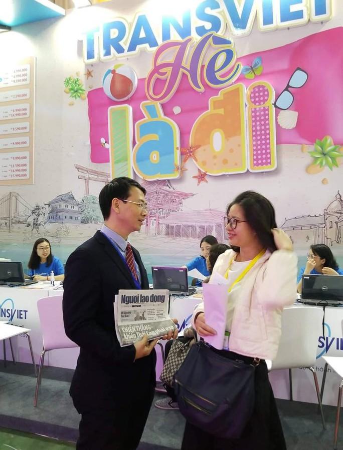 Phó Thủ tướng Vũ Đức Đam khai mạc Hội chợ Du lịch quốc tế VITM Hà Nội 2019 - Ảnh 7.