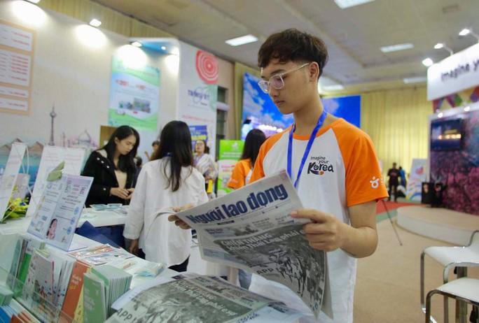 Phó Thủ tướng Vũ Đức Đam khai mạc Hội chợ Du lịch quốc tế VITM Hà Nội 2019 - Ảnh 8.
