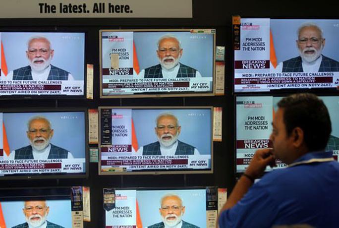 Ấn Độ tuyên bố gia nhập nhóm cường quốc không gian - Ảnh 1.