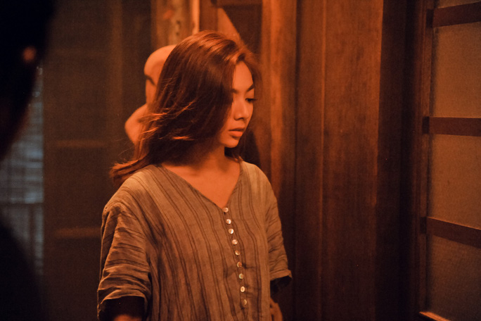 Con gái chưởng môn Vịnh Xuân dốc sức vai chính đầu tiên - Ảnh 2.