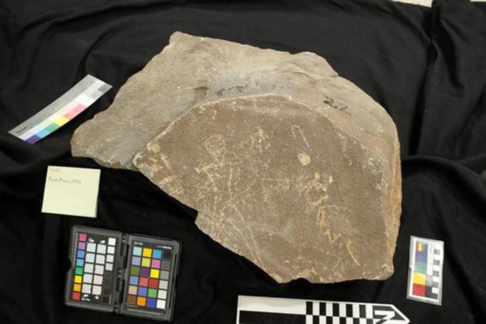 Cổ văn 3.900 năm giải mã bí ẩn kho báu màu tím - Ảnh 6.