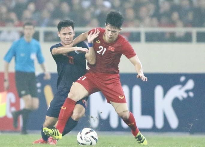 Quang Hải, Đình Trọng được nghỉ dưỡng sức ở AFC Cup  - Ảnh 1.
